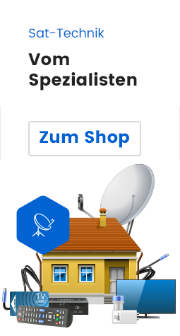 Sat-Technik von sUPPER systems Onlineshop