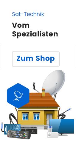 Sat-Technik von sUPPER systems Onlineshop