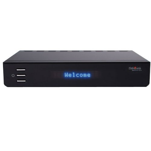 Medi@link Black Panther HDTV Digital KABEL Receiver