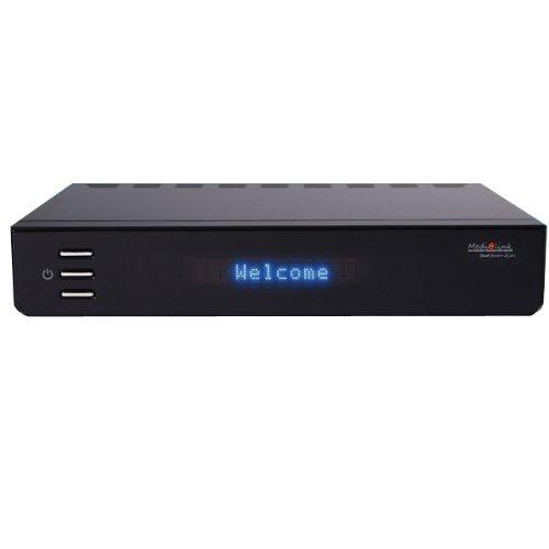 Medi@link Black Panther HDTV Digital KABEL Receiver