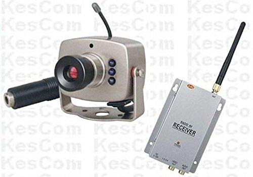 KesCom® Mini Farb Funk Kamera