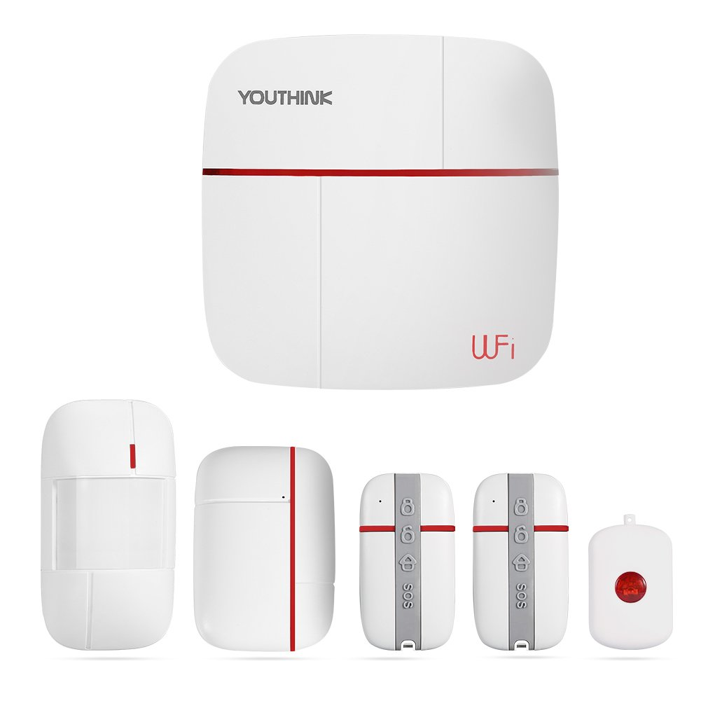 Youthink Wireless GSM Home Security Alarm System