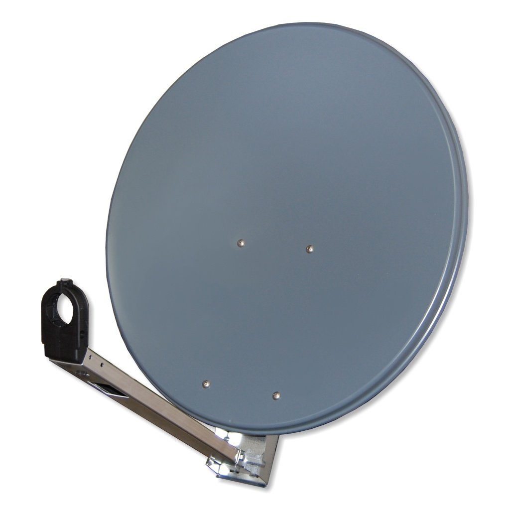 Antenne Gibertini 85 cm anthrazit