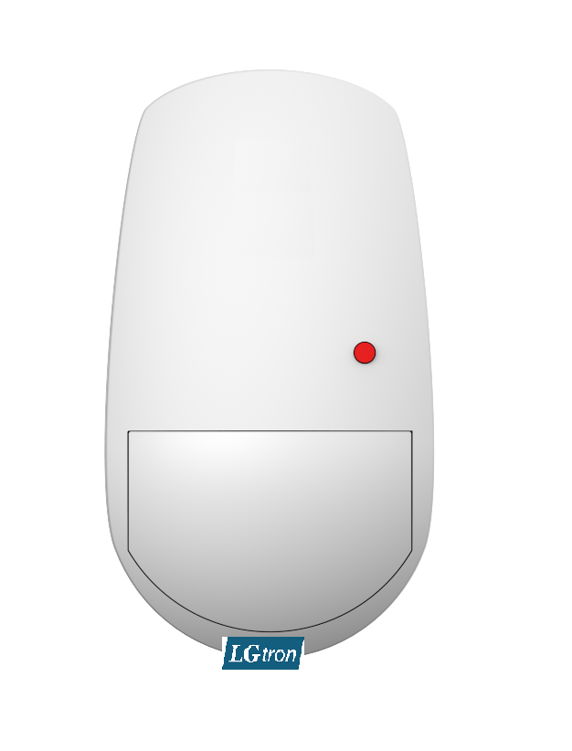 LGtron Wireless motion detector
