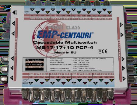 EMP Centauri E.lite Kaskaden MS 17/17+10 PCP