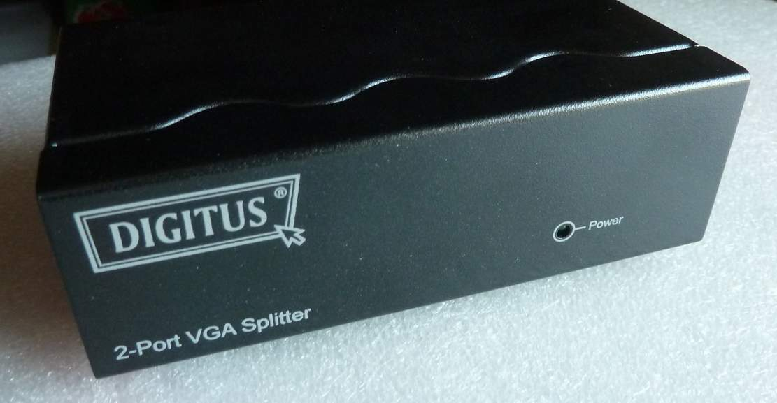 Digitus Video Splitter VGA 2 Port