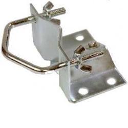Mastfuß 20 – 60mm Stahl